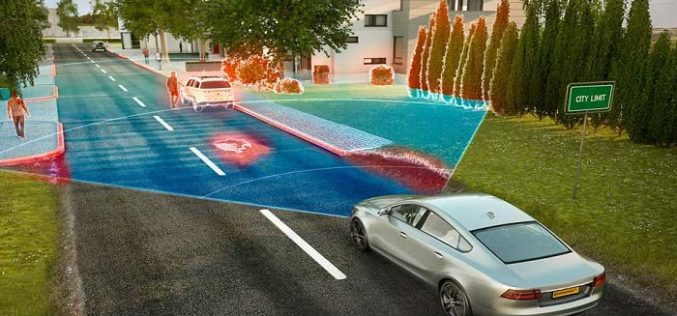 Continental's Fifth Generation Radar supports Automated Driving