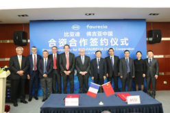 Faurecia signs a joint venture with BYD for seating solutions