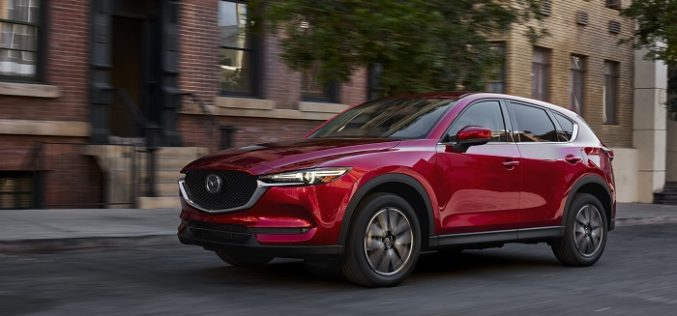 Mazda CX-5 Adds New Engine Upgrades for 2018