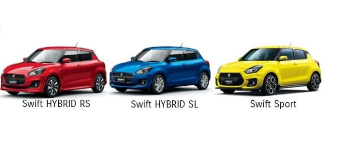 Suzuki Swift Compact Car Wins 2018 RJC Car of the Year Award