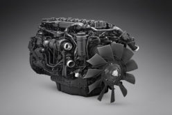 Scania's latest gas engine designed for long-distance transport