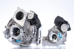 BorgWarner Unveils R2S® Turbocharging System with Two VTG Turbochargers