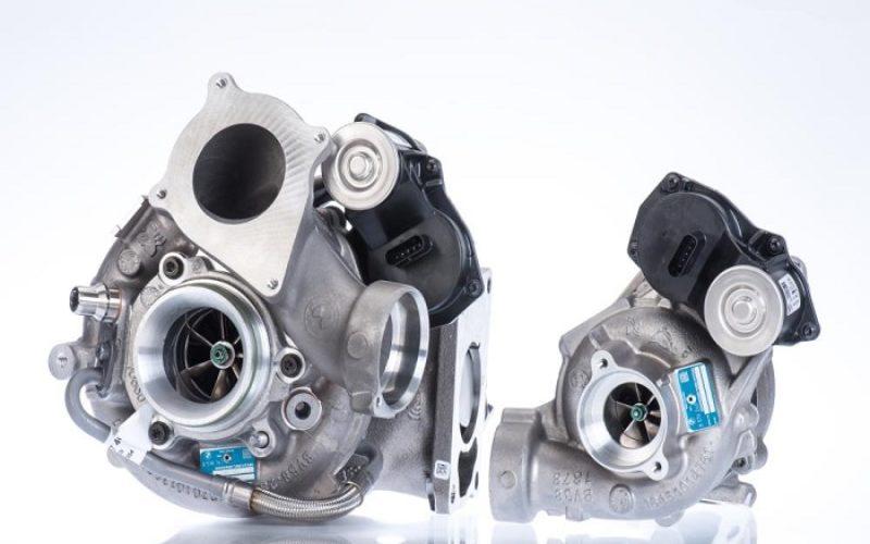 BorgWarner Unveils R2S® Turbocharging System with Two VTG Turbochargers