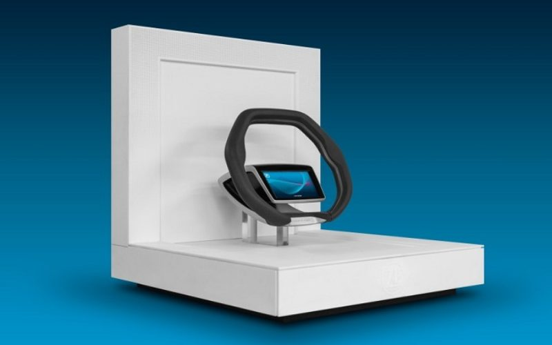 ZF develops Advanced Steering Wheel Concept for Automated and HMI Solutions
