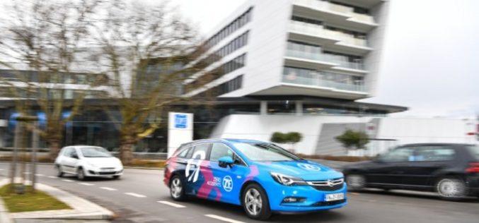"""ZF's """"Dream Car"""" Bundles Technologies for Series Production Autonomous Driving"""