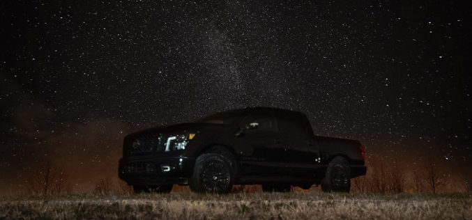 Nissan releases 2018 TITAN and TITAN XD Midnight Editions
