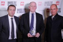 Faurecia tops the podium at the Auto-Moto Innovation Awards