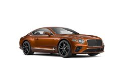 Bentley showcases Continental GT First Edition