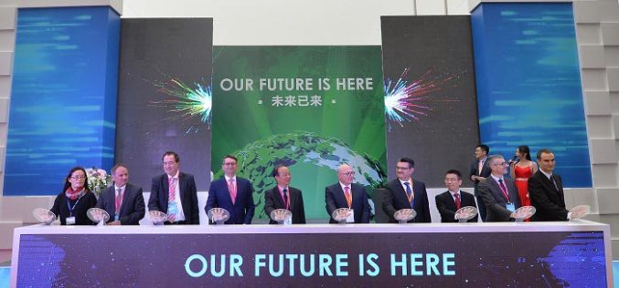 Faurecia inaugurates new clean mobility R&D center in China