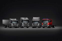 Scania unveils Future-Oriented City Trucks