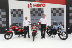Hero MotoCorp unveils the New Passion Pro, Passion XPro and Super Splendor