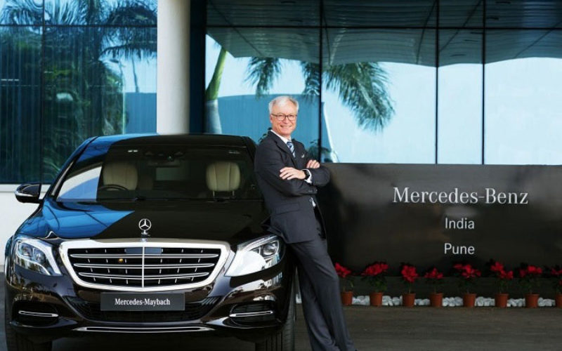 Mercedes-Benz India to showcase the pinnacle of luxury, versatility and future mobility at 14th Auto Expo, 2018