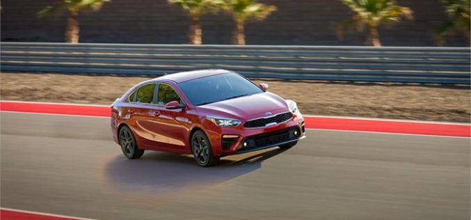 Kia's All-New 2019 Forte makes World Debut at North American International Auto Show
