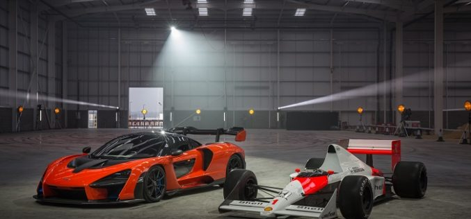 McLaren Automotive inaugurates New Carbon Composites Technology Centre in Yorkshire
