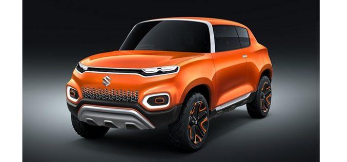 Maruti Suzuki Unveils ConceptFutureS at Delhi Auto Expo 2018