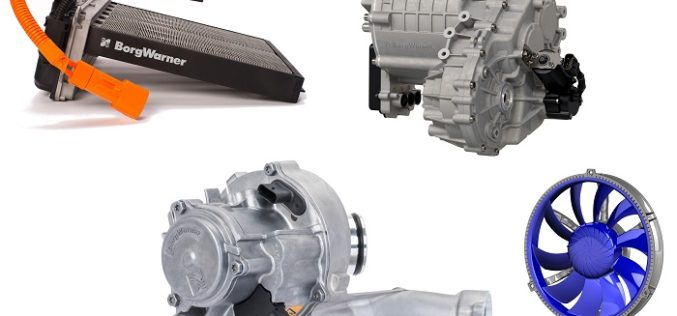 BorgWarner Presents Technologies for Clean, Efficient Propulsion Solutions at Auto Expo 2018 India