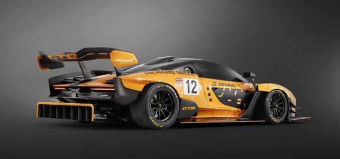 McLaren Automotive unveils track-only McLaren Senna GTR Concept at Geneva Motor Show