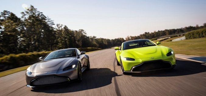 Aston Martin is world's fastest growing automotive brand