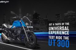 Mahindra Launches All New MOJO UT 300