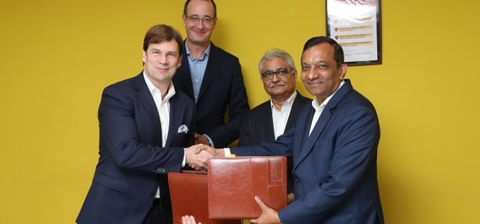 Mahindra and Ford Sign MoU's To Co-Develop Midsize and Compact SUV, Electric Vehicle and Connected Car Solutions