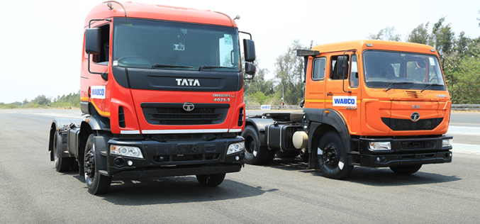 Tata Motors collaborates with WABCO India to further strengthen safety solutions for its commercial vehicles