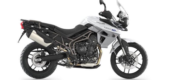 Triumph launches All-New TIGER 800 Bikes Range