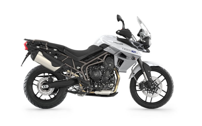 Triumph launches All-New TIGER 800 Bikes Range