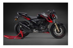 TVS rolls out the new range of TVS Apache RTR 200 4V