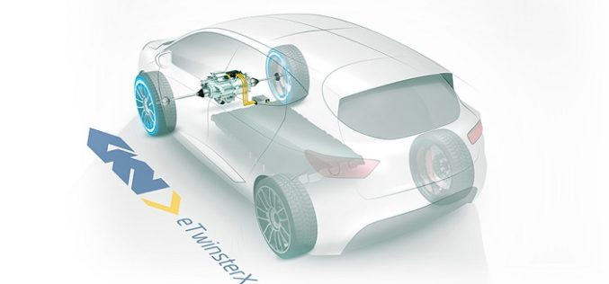 GKN's next-generation electric vehicle driveline now in prototype test phase