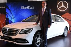 Mercedes-Benz launches India's First 'BS VI compliant– Made in India, for India' S-Class in Chennai