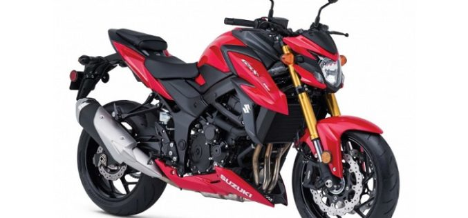 Suzuki Motorcycle India launches GSX-S750