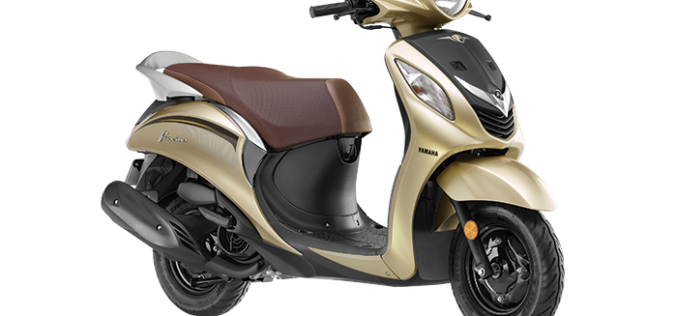 Yamaha glamorises its Fascino range with new color Models