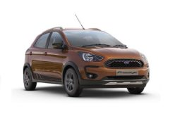 Ford India Launches Compact Utility Vehicle 'Freestyle' at INR 5.09 lakh