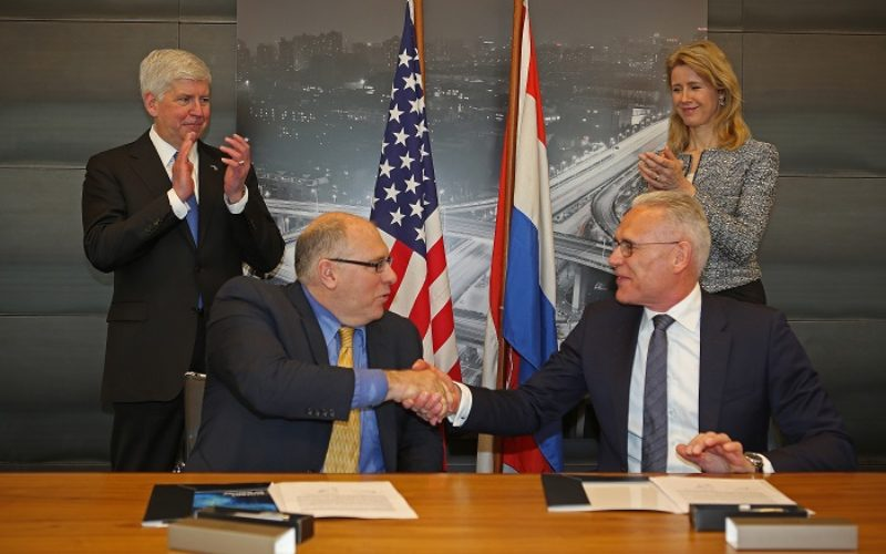Siemens strengthens position in connected and autonomous vehicles through partnership with American Center for Mobility