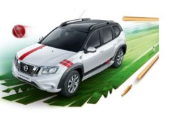 Nissan Terrano Sport Edition Launched in India