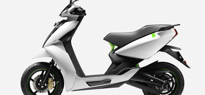 Ather Launches Electric Scooters S450 and S340